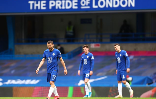 Chelsea fans turn their back on the club ahead of tonight's clash with Brighton following Super League - Bóng Đá