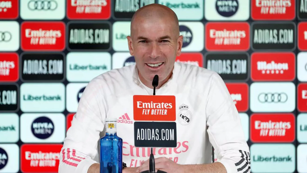Zidane ignores European Super League: I was on the verge of the sack, the players were worthless.. - Bóng Đá