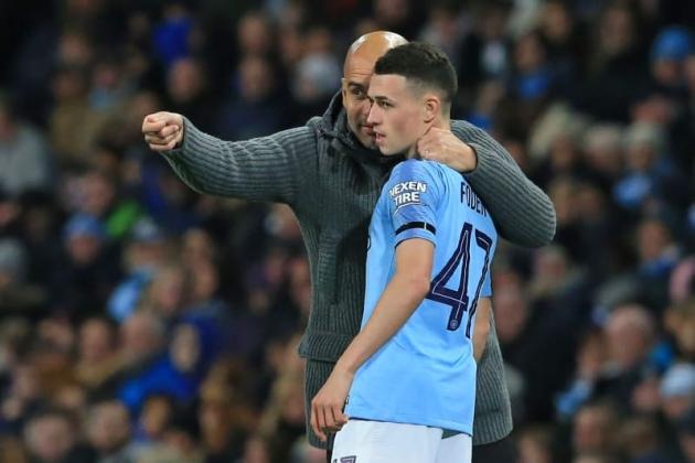 Guardiola notices major Foden growth, declares City star 'serious player' - Bóng Đá
