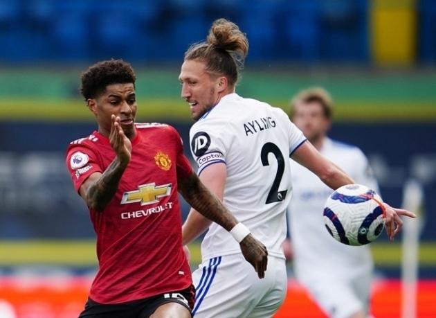 Man Utd hòa Leeds thất vọng vì sự