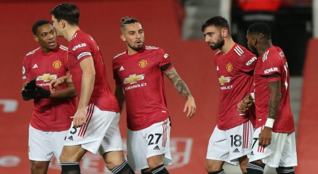 Bruno Fernandes reveals the two legendary players he 'fights' with Man United teammates over - Bóng Đá