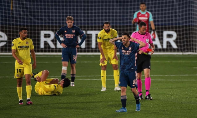 Sau trận Villarreal - Arsenal - Bóng Đá