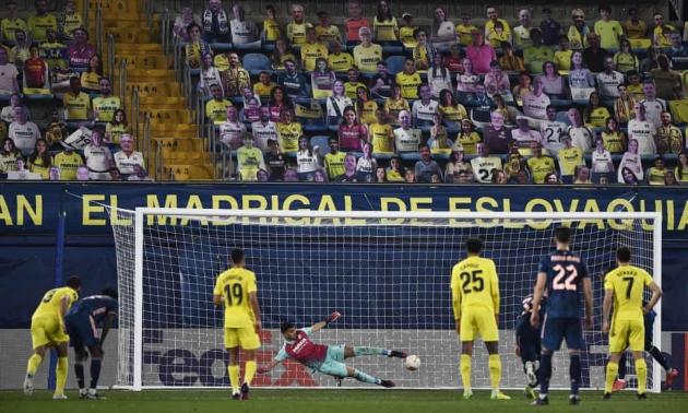 TRỰC TIẾP Villarreal 2-1 Arsenal (H2): Capoue nhận thẻ đỏ! - Bóng Đá