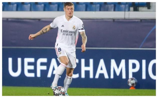 Kroos: I think Zidane will be Real Madrid coach next season - Bóng Đá