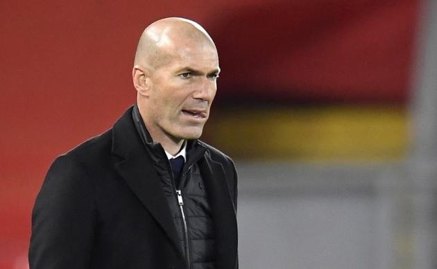 Không vô địch C1, Zidane vẫn tại vị ở Real vì 1 điều - Bóng Đá