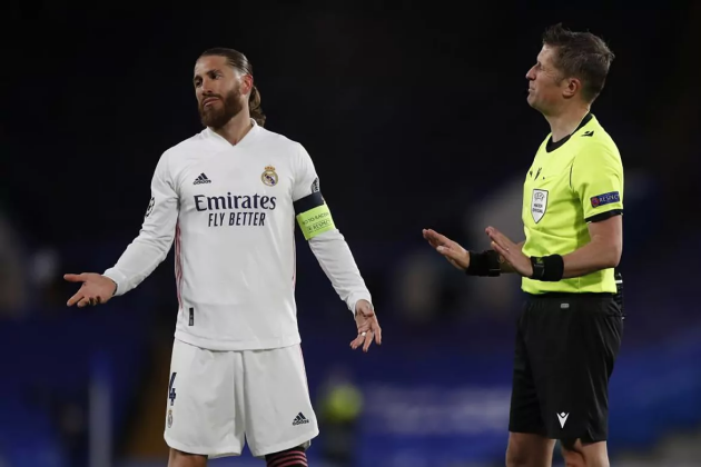 Ramos and Hazard didn't deserve to play this semi-final - Bóng Đá