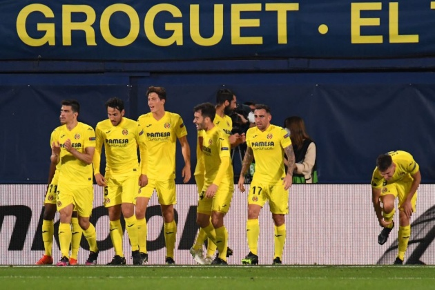 Thắng Villarreal, Man Utd giành luôn