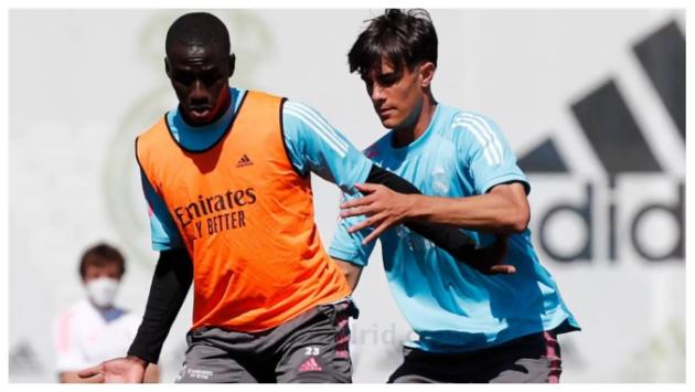 Ramos, Vinicius and Valverde miss Real Madrid's Friday training session - Bóng Đá