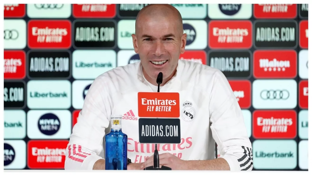 Zidane: Hazard has already apologised for laughing, he didn't mean to offend - Bóng Đá