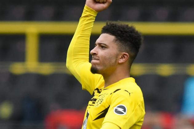 Bayern Munich join the Jadon Sancho transfer party — report - Bóng Đá