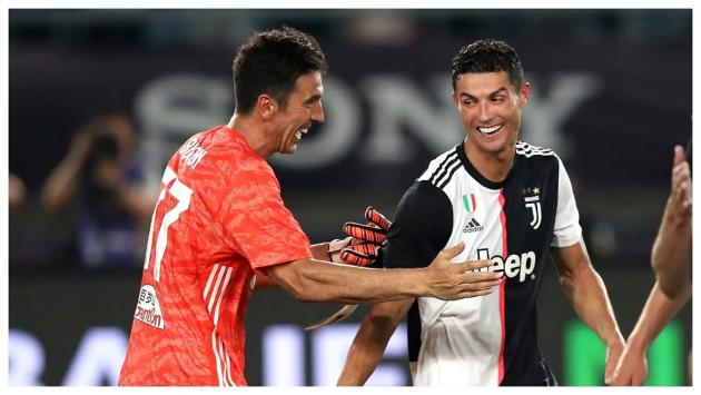 Buffon confirms he's leaving Juventus - Bóng Đá