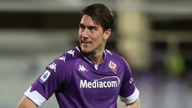 Man Utd & Real Madrid join Liverpool in pursuit of Fiorentina striker Dusan Vlahovic - Bóng Đá