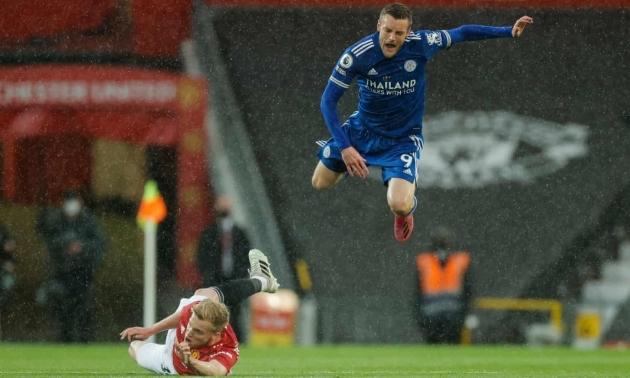 5 điểm nhấn Man Utd - Leicester City - Bóng Đá