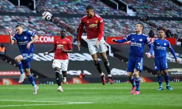 TRỰC TIẾP Man Utd 1-2 Leicester City (H2): Soyuncu đưa đội khách dẫn trước - Bóng Đá