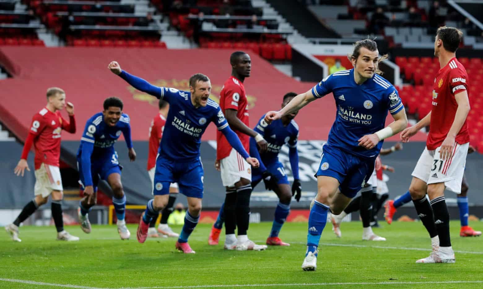 Sau trận Man Utd - Leicester City - Bóng Đá