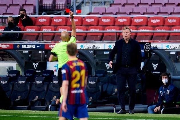 Tương lai Koeman phục thuộc vào 2 yếu tố tại Barcelona vào lúc này - Bóng Đá