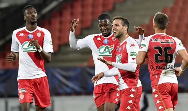 Rumilly Vallieres 1-5 Monaco: Cesc Fabregas on target as top flight side survive early scare after falling behind to fourth-tier outfit - Bóng Đá