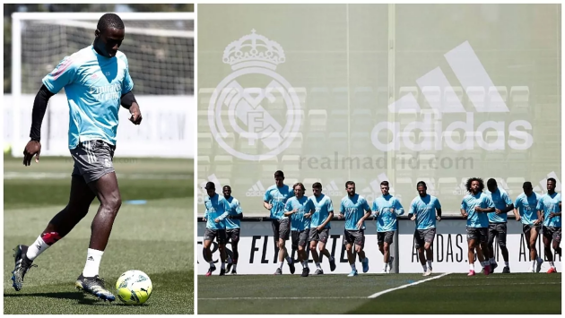 Marcelo trains with the group and Mendy makes a shock return - Bóng Đá