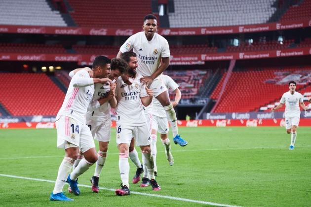 Vì Real, cuộc đua La Liga đang quá nghẹt thở - Bóng Đá