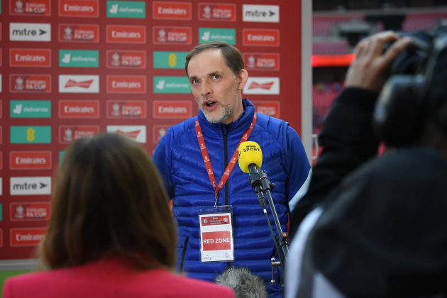 Tuchel affirms top-four was always the primary target for Chelsea - Bóng Đá