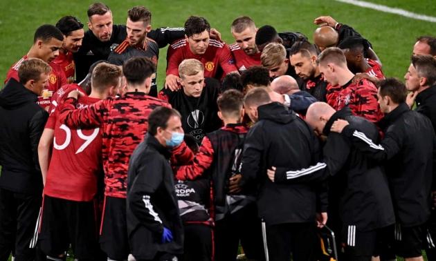 Sau trận Villarreal - Man Utd - Bóng Đá