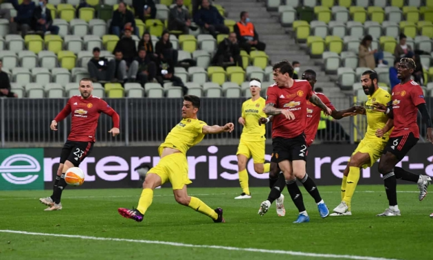 5 điểm nhấn Villarreal - Man Utd: - Bóng Đá