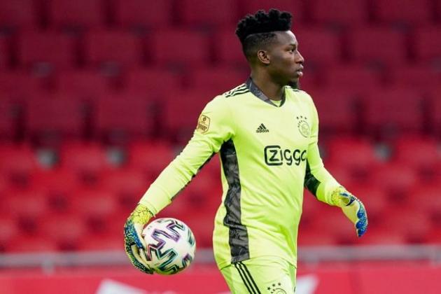 Arsenal make Andre Onana transfer push with plan to land Ajax star in cut-price deal - Bóng Đá