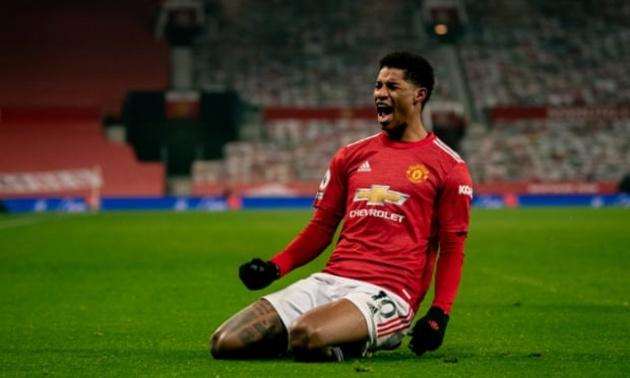2 đối tác hoàn hảo cho Rashford tại Man Utd mùa tới - Bóng Đá