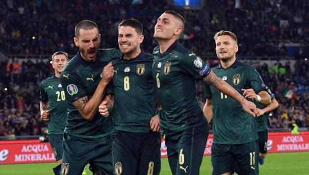 "Jorginho: ""We Want to Lift the Spirits of the Italian People in the Euro"" - Bóng Đá"