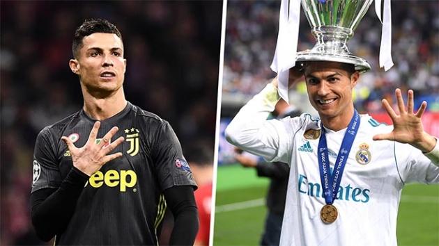 Rời Juventus, 1 bến đỗ đáp ứng mọi yêu cầu cho Cristiano Ronaldo - Bóng Đá