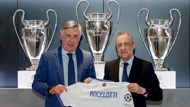 Ancelotti tái thiết Real bằng Hazard và 1