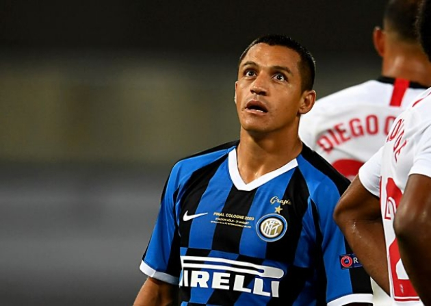 Ex-Man Utd flop Alexis Sanchez 'could leave Inter Milan this summer' in cut-price deal - Bóng Đá