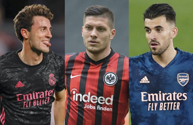 CorSport: AC Milan could discuss five deals with Real Madrid from Jovic to Ceballos. - Bóng Đá