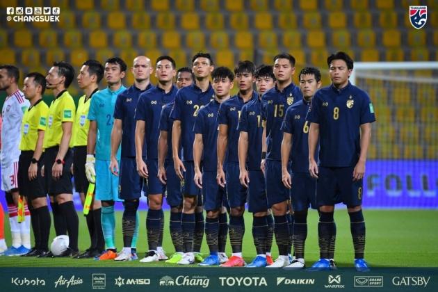 """Nc247info tổng hợp: Dính đòn """"hồi mã thương"""", Thái Lan tan nát giấc mộng World Cup"""