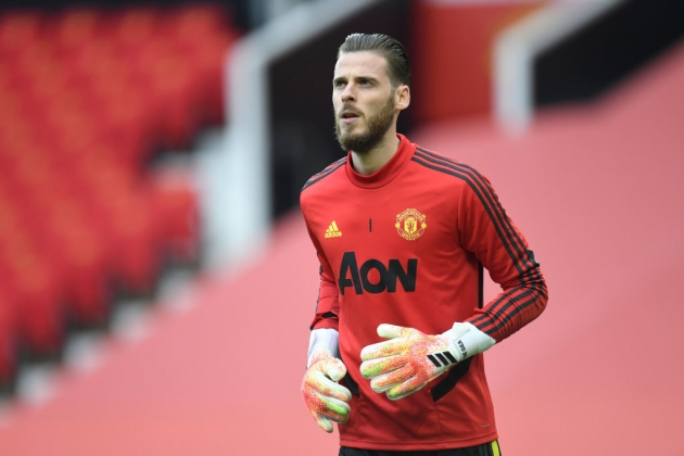 David De Gea 'convinced he will stay at Manchester United and be Ole Gunnar Solskjaer's No 1' - Bóng Đá