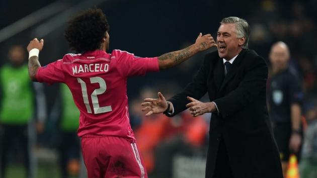 Marcelo isn't moving - Bóng Đá