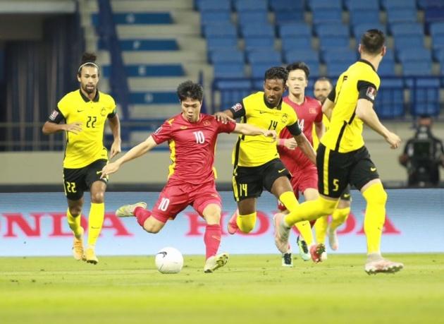 Việt Nam toàn thắng Malaysia trên 3 phương diện - Bóng Đá