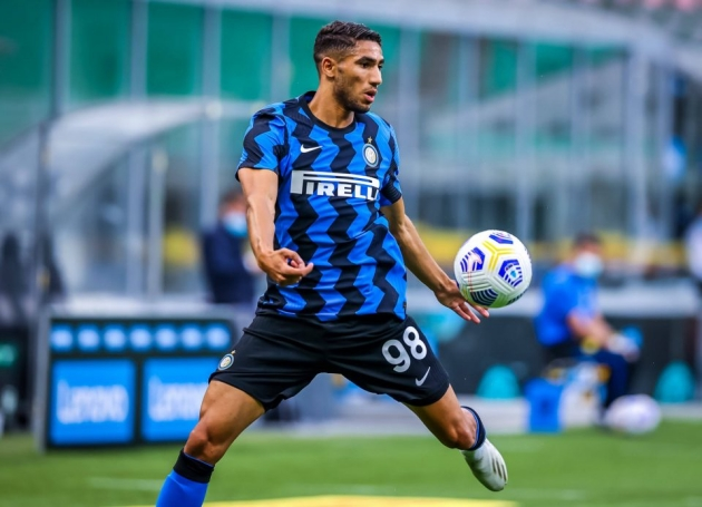 'He would chose Chelsea!' – Insider gives key Achraf Hakimi transfer update - Bóng Đá