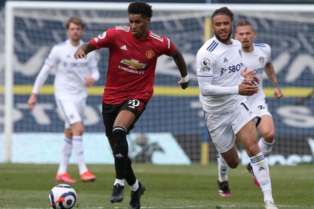 Marcus Rashford outlines only two things which would stop him retiring at Man Utd - Bóng Đá