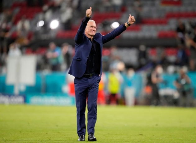 Didier Deschamps feels France looked comfortable in opening win over Germany - Bóng Đá