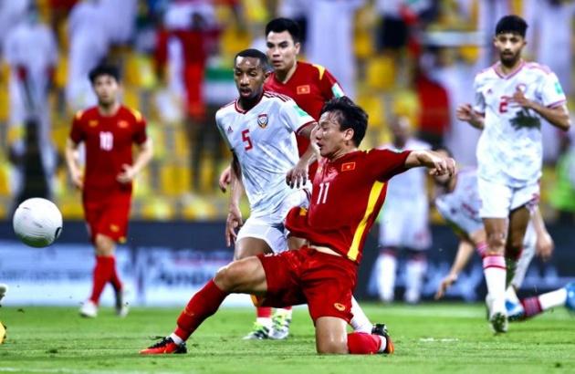 Việt Nam bộc lộ 2 điểm đáng chú ý ở trận đấu lịch sử với UAE - Bóng Đá