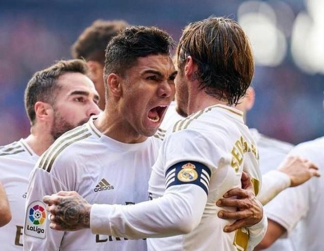 Băng đội trưởng Real xứng đáng hơn với Casemiro - Bóng Đá