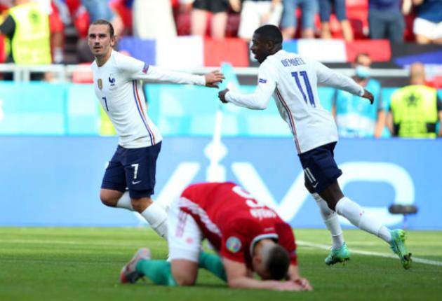 TRỰC TIẾP Hungary 1-1 Pháp (H2): Mbappe lập công - Bóng Đá
