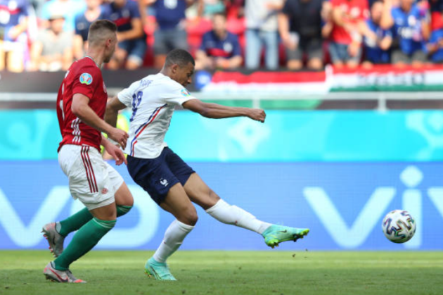 TRỰC TIẾP Hungary 1-1 Pháp (H2): Lemar vào sân thay Dembele - Bóng Đá