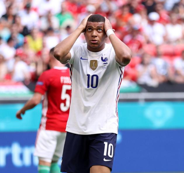 TRỰC TIẾP Hungary 0-0 Pháp (H1): Benzema bỏ lỡ cơ hội - Bóng Đá