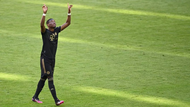 Alaba is a three-in-one player for Real Madrid - Bóng Đá