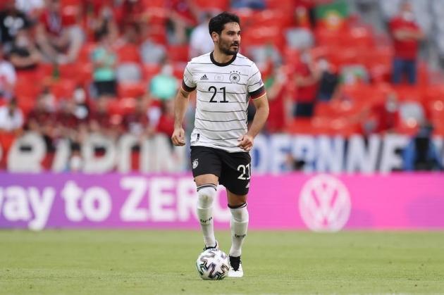 Man City midfielder Ilkay Gundogan misses Germany training with injury - Bóng Đá