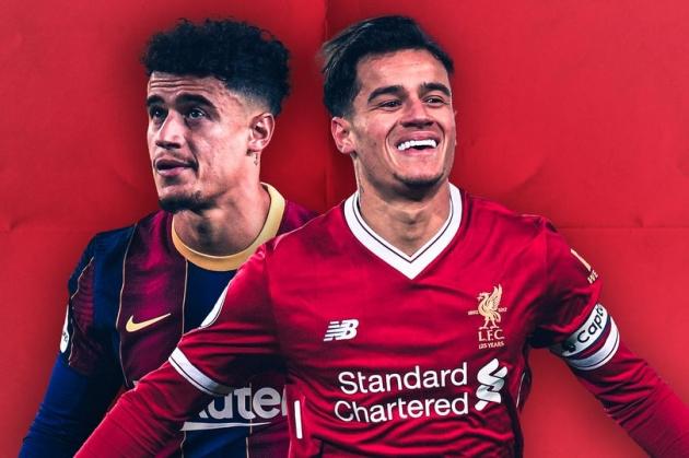 Barcelona's £451m move removes potential danger for Liverpool - Bóng Đá