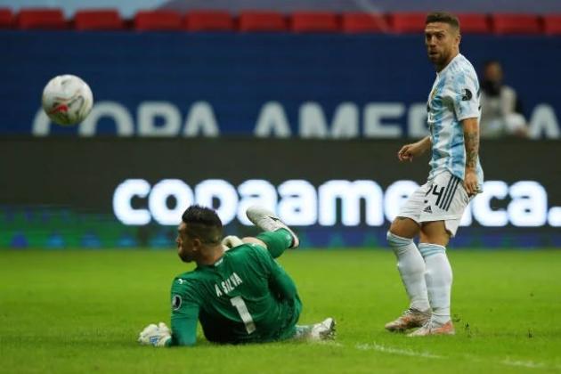 Argentina - Paraguay - Bóng Đá