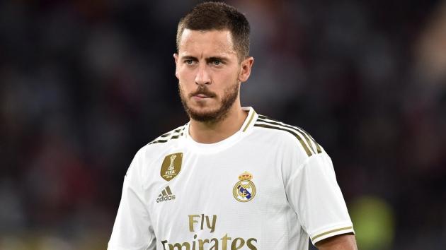 Winning Euro 2020 could serve to kick start Hazard's Real Madrid career - Bóng Đá